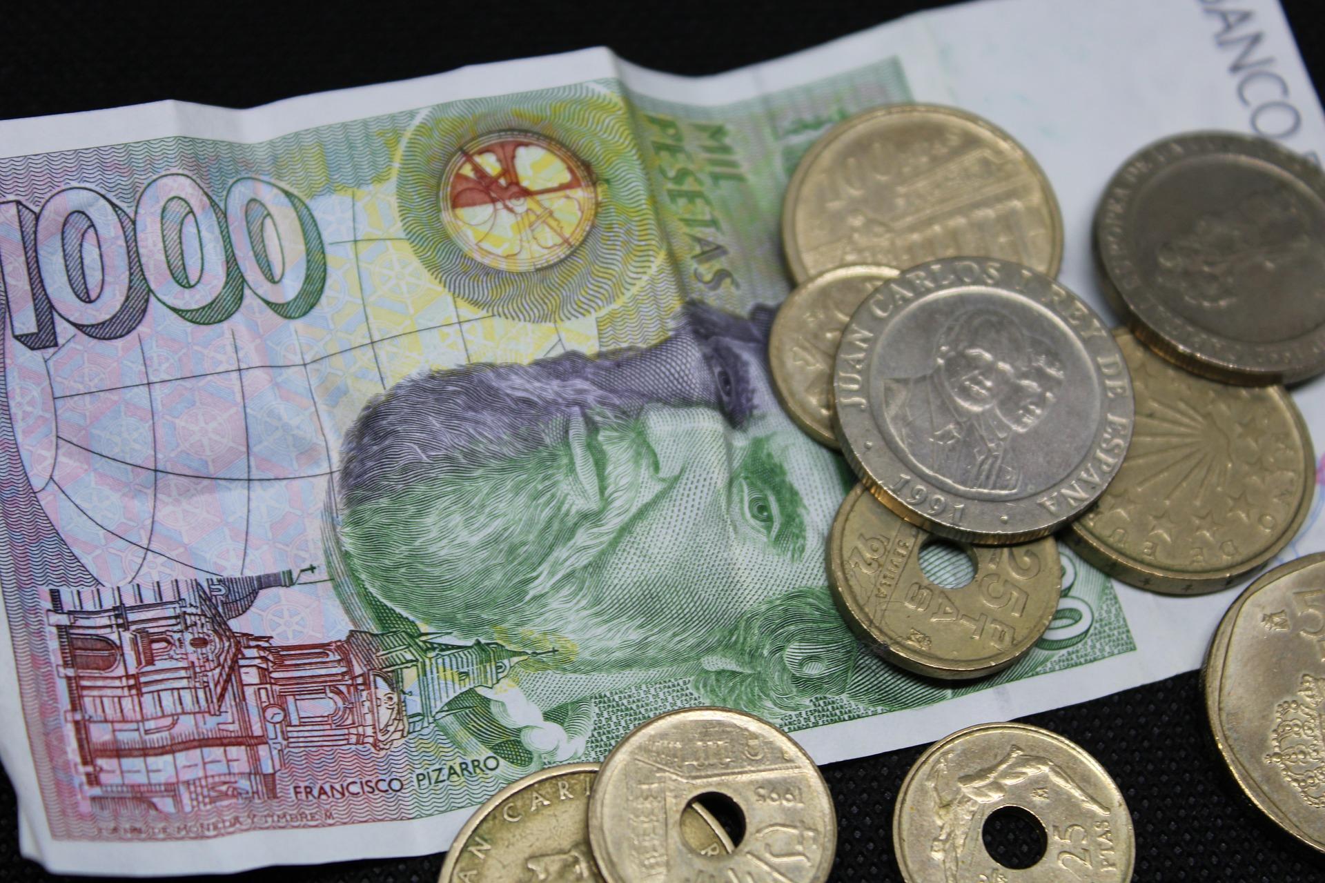 Cómo convertir pesetas a euros fácilmente